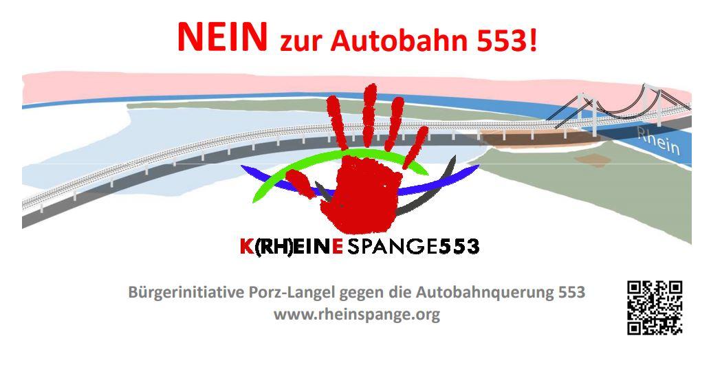 K(RH)EINE Spange 553