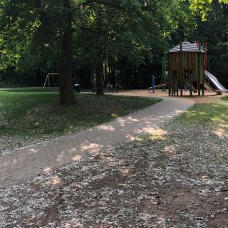 Spielplatz Langeler Lido