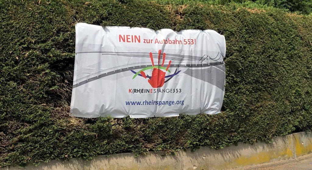 Keine Rheinspange 553